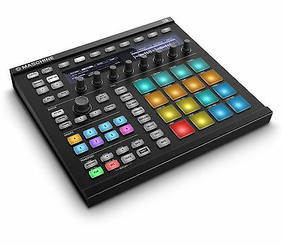 Native Instruments Maschine MK2 and Komplete 11 Select