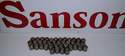 """Wilson Tool 1/2"""" Thick Turret Round Die Lot of 40- Various Sizes"""