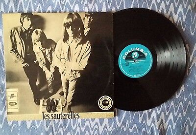Les Sauteeelles - Lp Columbia  Cpsq 526  - Italy  First Press Unplayed - Rarissi