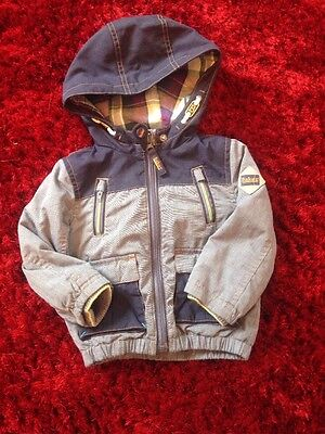 Ted Baker Baby Boys Jacket Coat Age 12-18 Months Fab