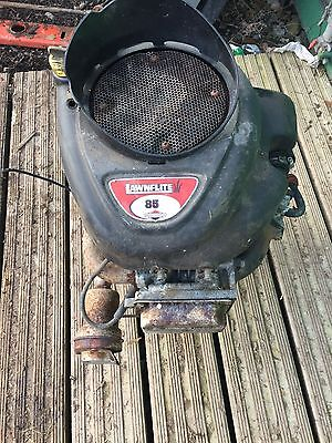 Ride On Lawn Mower Engine With Pulley