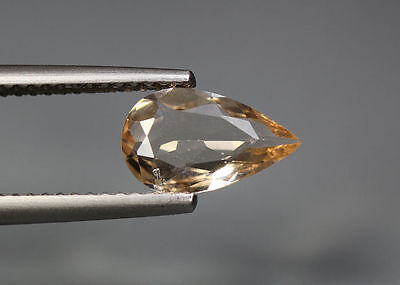 1.08 Cts_Amazing !!! Gem-Miracle Collection_Natural Morganite_Brazil