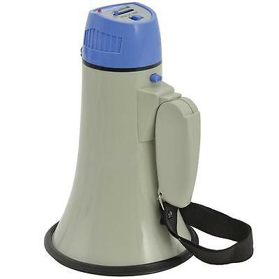 Adastra Portable 10W Megaphone Volume Control With Siren Strap New