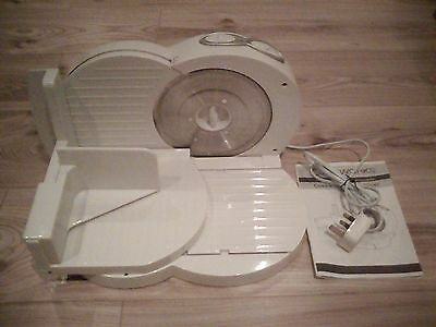 Meat Slicer For Home Use - Cookworks - Brand New In Box - Various Settings
