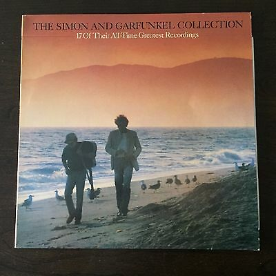 Simon and Garfunkel - The Simon and Garfunkel Collection (1981 VINYL LP)