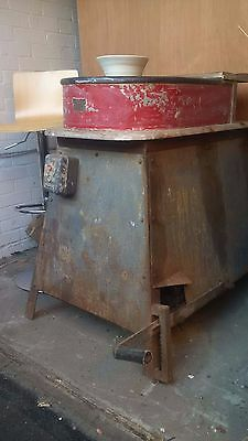 Electric Potters/Pottery Wheel Variable Speed Power Drive & Clay & Tools