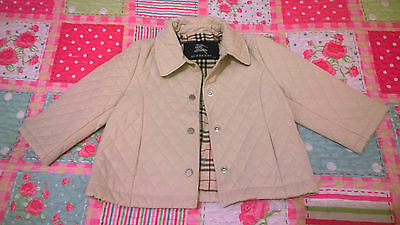 Baby Girls Burberry Jacket 12 months