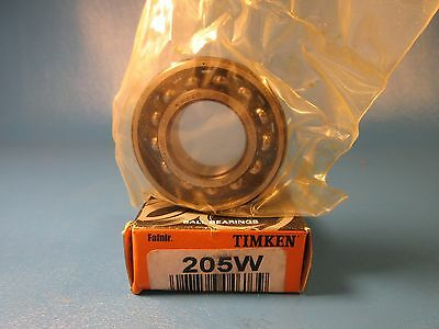 Timken 205W Single Row Radial Bearing (Fafnir, Torrington)