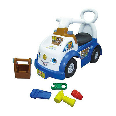 Fisher-Price Little People Lil' Fixer Ride-On - NEW