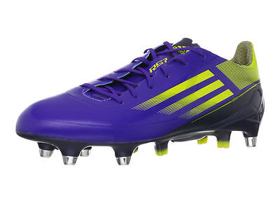 Adidas Adizero RS7 Pro XTRX Soft Ground ll Rugby Boots Size Uk 8 New in Box
