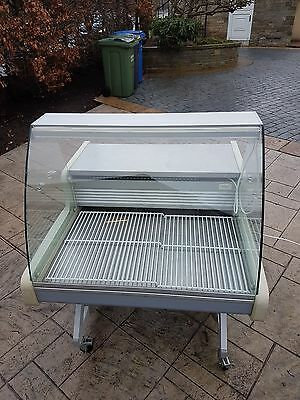 Refrigerated Serve Over Mobile Counter - 1m