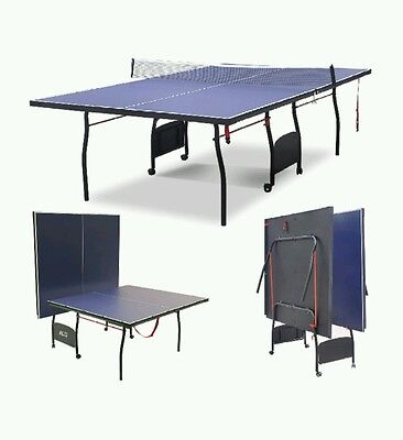 9ft professional table tennis table and net