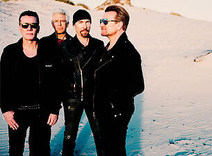U2 ticket Croke park. Standing Pitch 2. Get as close as you want to stage!!