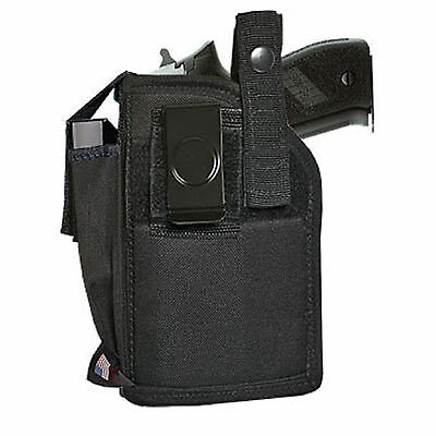 NEW ACE CASE EXTRA-MAGAZINE HOLSTER FITS Springfield XD-9; XD-40; XD-45 w/ Laser
