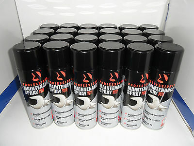 24 X Maintenance Spray Penetrating Oil Releasing Cleaning Lubricant 500Ml Offer!