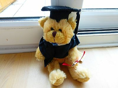 The Teddy Bear Collection vintage Harald the Graduate.