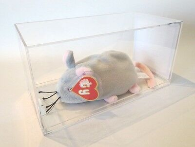 Authenticated Ty Beanie Baby 1st Gen TRAP MWMT MQ - EXTREMELY RARE & PRISTINE!