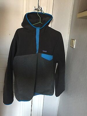 Polaire Patagonia snap-T hoodie M