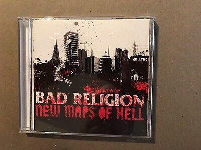 Bad Religion CD New Maps Of Hell