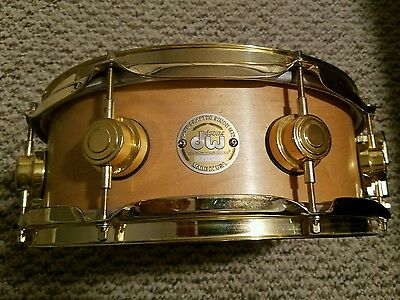 "DW COLLECTORS MAPLE 10/6 SHELL  5""x13""  $$ SNARE DRUM !"
