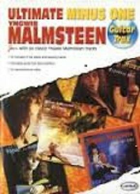 YNGWIE MALMSTEEN - Collana Ultimate Minus One con CD