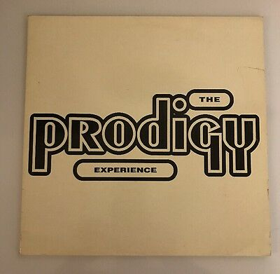 """The Prodigy """"the Prodigy Experience"""" Lp Original 1992 Xl Recordings"""