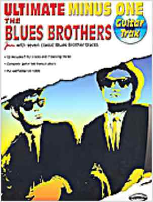 THE BLUES BROTHERS - Collana Ultimate Minus One con CD