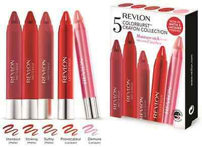 "Revlon Colorburst Crayon Collection ""Various Shades"""