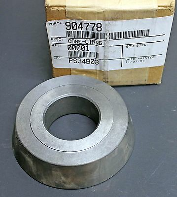 "New Ammco 4778  3-7/8"" to 4-1/2"" Centering Cone Adapter Brake Lathe 1-7/8"" Arbor"