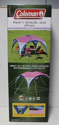 New Coleman Party Shade/300 Shelter - Colour: Pink
