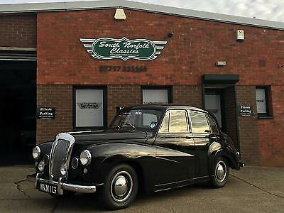 1956 DAIMLER CONQUEST, 74000 miles, lovely condition, PRICE REDUCED