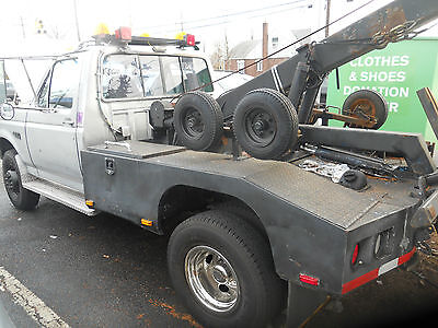1994 Ford F-350 XL Cab & Chassis 2-Door