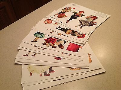 The Gretna Collection Paper Dolls Series 1 Old Fashion Paper Dolls Unused