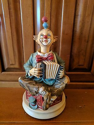 Music Box Clown, Melody In Motion