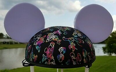 Disney Parks Mickey Mouse and Friends Light-Up Made With Magic Ear Hat Ears