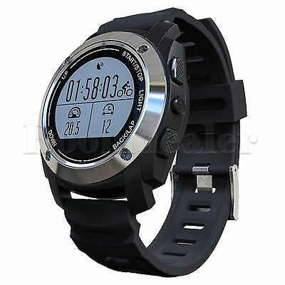 S928 GPS Running Smart Sport Fitness Bluetooth Watch Heart Rate For Android IOS