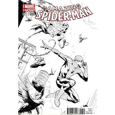 Amazing Spider-Man #1 Jerome Opena Sketch Variant 1:200  Nm  Comic Kings