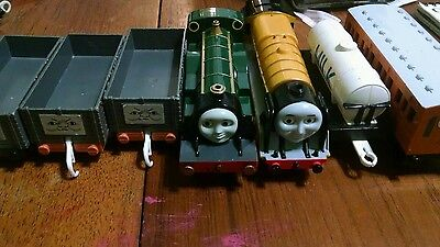 Thomas & Friends MURDOCH (HEAD ONLY) Trackmaster tomy scruffy clarabell lot