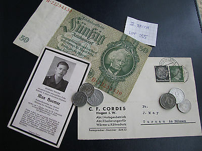 Authentic Nazi lot original from WWII  nr.055