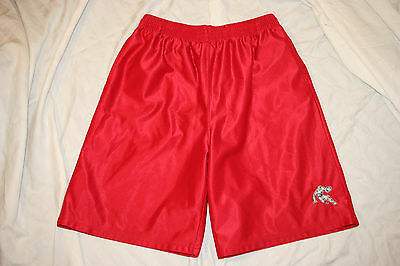 Youth Large (14/16) red AND1 basketball shorts - EUC!!