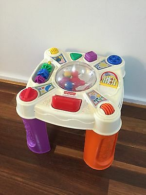 Musical Pop-activity Table