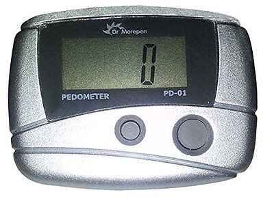 Dr.Morepen Pd-01 Pedometer Automatically Display A light & Smart Monitor Weight