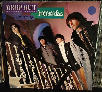 Barracudas-Drop Out With The Barracudas EX+++ Lp 1981 First uk Issue