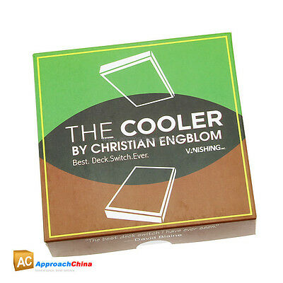 The Cooler by Christian Engblom Close-Up Card Magic Tricks