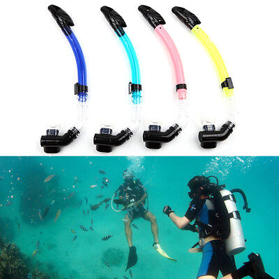 54.5cm Adults Dry Breathing Tube for Diving Mask Swimming Diving Equipment OPX