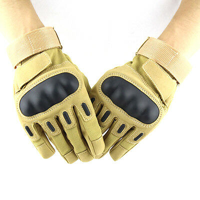 Tactical Gloves Outdoor Military Airsoft Hunting Motorcycle  CS Paintball