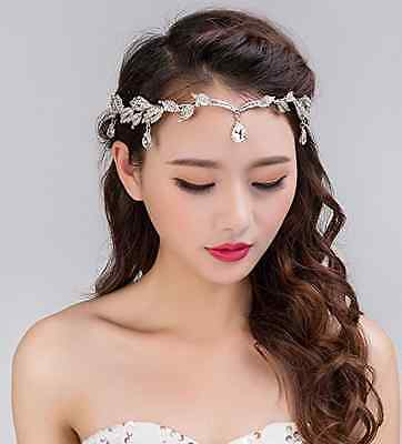 Crystal Rhinestone Wedding Headband Hair Accessories Bridal Tiara Headpiece New