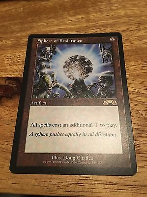 magic the gathering Sphere Of Resistance