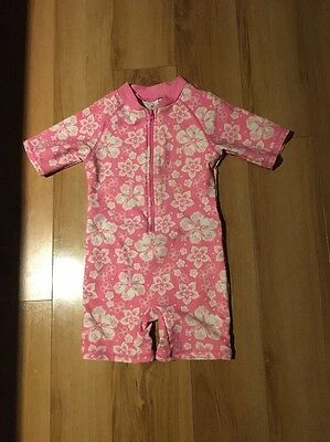 Target Girls All In One Bathers Size 3