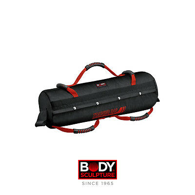 Body Sculpture Sandbag Training Bag (with DVD) adjustable 5kg, 10kg, 15kg & 20kg